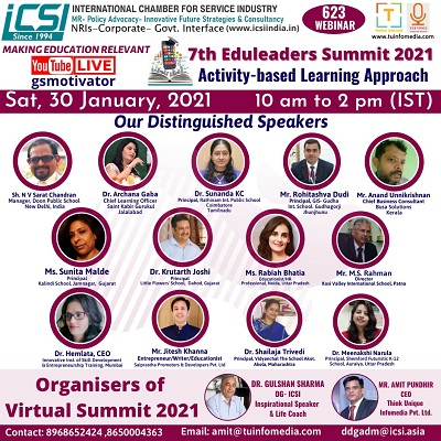 7th Eduleaders Summit 2021 Loading...