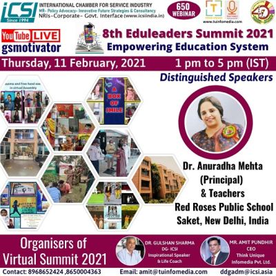 8th Eduleaders Summit 2021 Loading...
