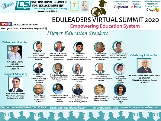 EDULEADERS VIRTUAL SUMMIT2020 Loading...